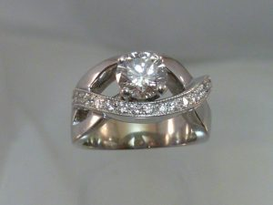 Custom Bridal Ring