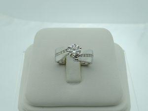 Custom Bridal Ring